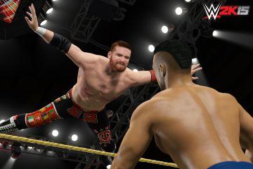 WWE 2K16 katlanarak geliyor!