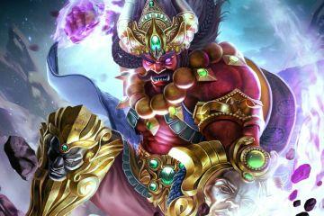 Lanka'nın şeytan kralıyla tanışın!