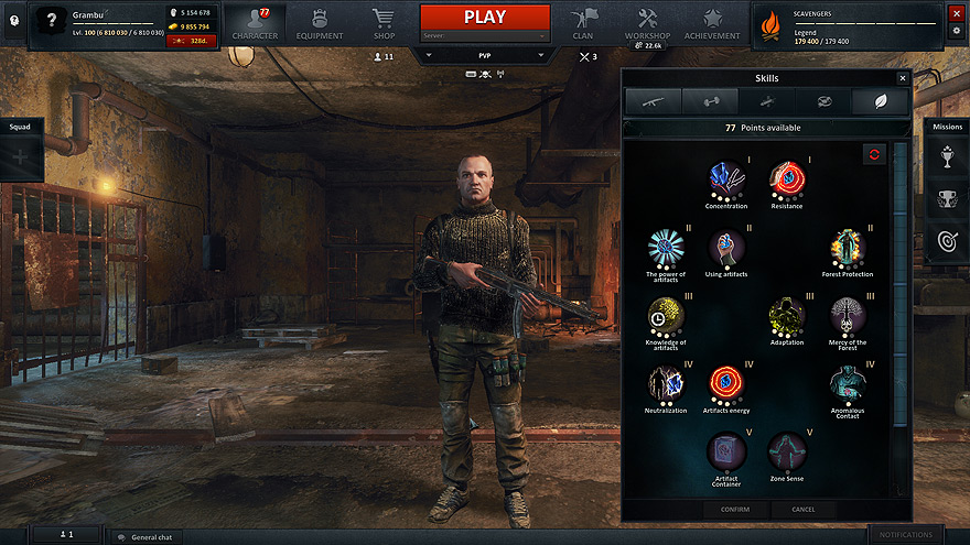 survarium-update-30-new-skills-en