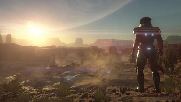 Mass Effect 4 horizon