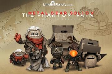 Little Big Planet'e Metal Gear Solid DLC'si