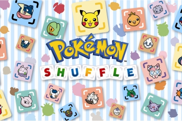 Pokemon Shuffle iOS ve Android'de