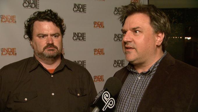 Tim Schafer ve Ron Gilbert. Oyun dünyasının en güzel ikilisi!