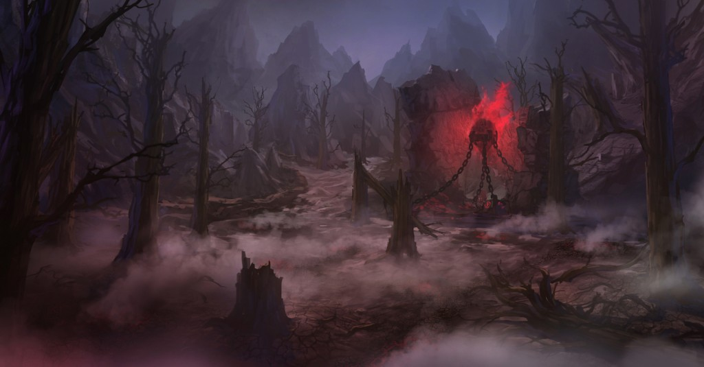Kingdom Online Arka Plan