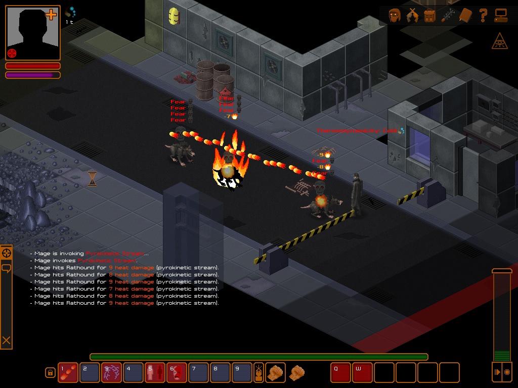 PyrokineticStream