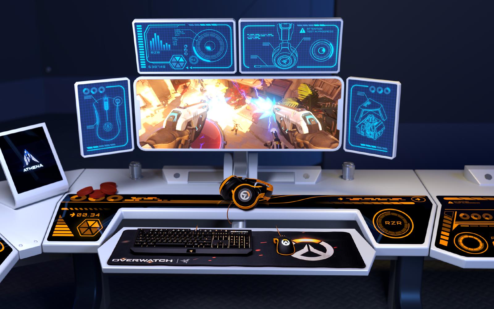Overwatch Razer