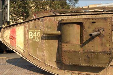 World of Tanks'in Trafalgar çıkartması!