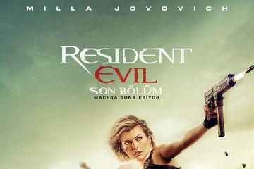 Resident Evil: Son Bölüm Özel Ön Gösterimine gidiyoruz!