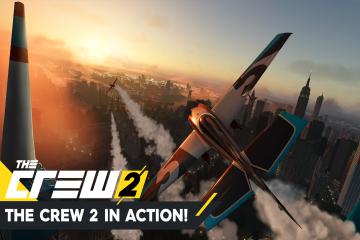 The Crew 2 (PS4, XBOX ONE et PC)  Thecrew2