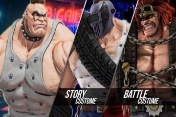 Street Fighter 5'in yeni karakter DLC'si Abigail duyuruldu