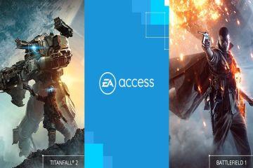 Titanfall 2 ve Battlefield 1 bu ay EA Access'te!