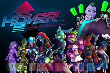 İnceleme – Hover: Revolt of Gamers