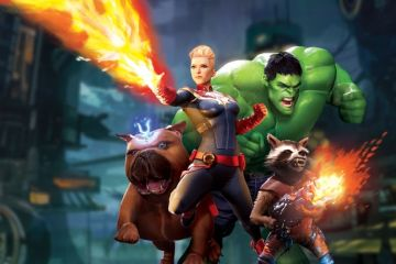 Marvel Powers United VR ile süper kahramanlara dönüşün!