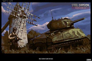 Steel Division: Normandy 44 için Taktik Harita modu