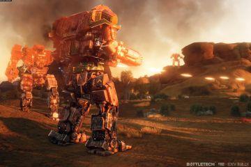 Yeni BattleTech oyunu gecikecek…