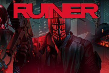Cyberpunk oyunu Ruiner, 26 Eylül'de bizlerle!