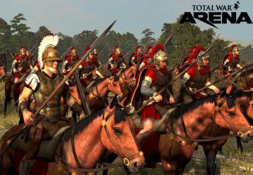 Total War: Arena kapalı beta'sı başlıyor!