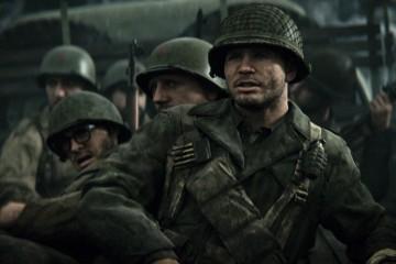 Call of Duty: WW2 için geriye sayım başladı!