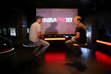 NBA 2K18, Sony Eurasia aracılığıyla Türkiye'de!
