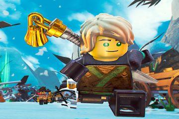 LEGO NINJAGO ile içinizdeki Ninja'yı dışarı çıkarın