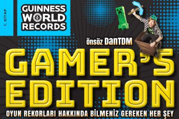 Guinness World Records Gamer's Edition çıktı!