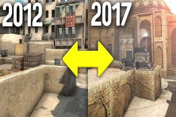 Efsanevi Dust2 yeni görüntüsüyle geliyor!