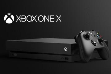 Xbox One X, Dünya ile aynı anda Türkiye'de!