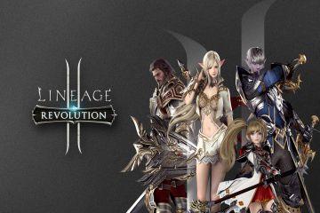 Lineage 2: Revolution çıktı!
