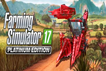 Farming Simulator 17 Platinum Edition çıktı!