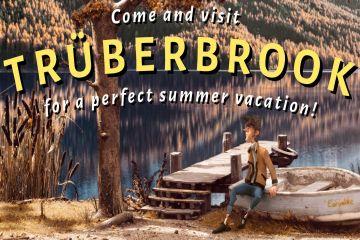 1967 Almanya'sında geçen bir macera: Trüberbrook