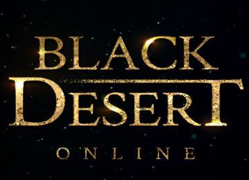 Black Desert Online'ın kapıları açıldı!