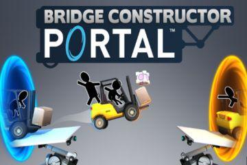 Portal efsanesi Bridge Constructor ile geri dönüyor!