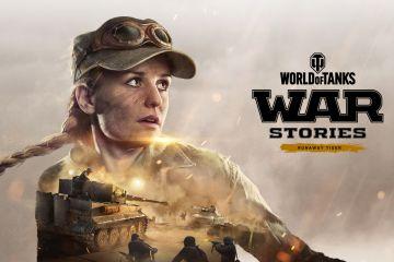 World of Tanks'den bir hikaye modu daha!