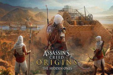 AC Origins'in ilk DLC'si yolda…