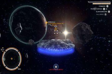 Star Wars uzay simülasyonları özlenirken…