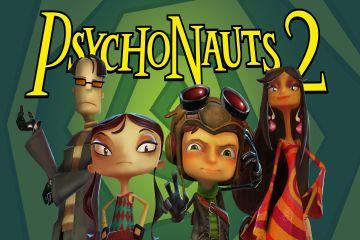 Psychonauts 2 için biraz daha sabır…