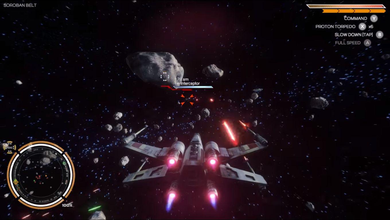 Star Wars Uzay Simulasyonlari Ozlenirken Level Online