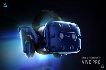 HTC yeni Vive PRO'yu duyurdu!
