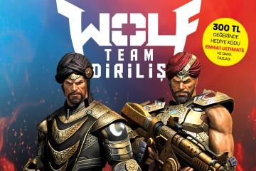 Wolfteam Dergisi ikinci özel sayısı ile bayilerde!