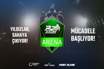 Point Blank ST Arena 2018'de Beklenen Mücadele Başlıyor!