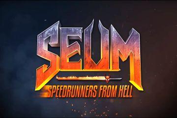 Seum: Speedrunners from Hell yakında konsollarda!