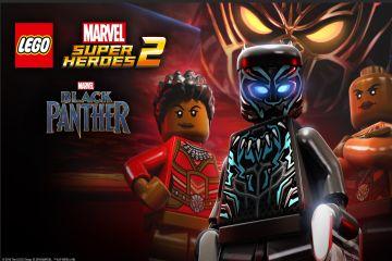 """Black Panther sinemalardan önce """"LEGO Marvel Super Heroes 2″ye geldi"""