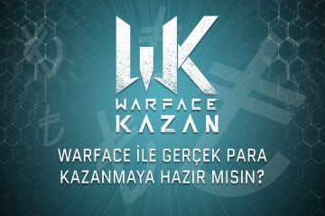 Warface ile Hem Oyunda, Hem de Gerçek Hayatta Kazan!