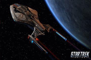 Star Trek Online için özel üretim uzay gemileri.