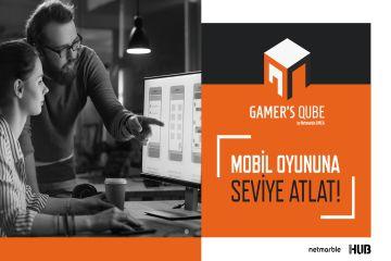 Gamer's Qube'dan mobil oyun geliştiricilere 350 bin dolarlık davet