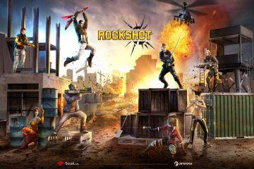 Yeni Shooter ROCKSHOT duyuruldu!