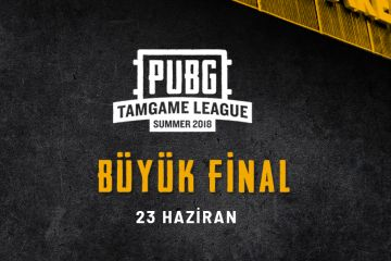 PUBG TAMGAME Ligi büyük finalinin tarih açıklandı
