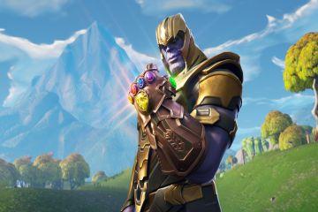 Epic Games – Marvel İşbirliği Thanos'u Fortnite'a Getirdi