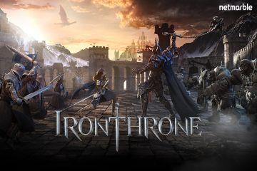 """Netmarble'ın yeni strateji oyunu """"Iron Throne"""" 16 Mayıs'ta çıkıyor."""