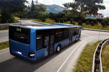 bus simulator 18 39 e t rk e dil deste i level online. Black Bedroom Furniture Sets. Home Design Ideas